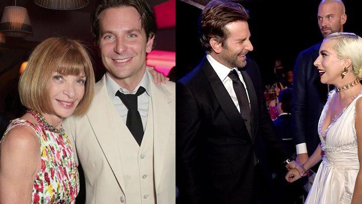 Bradley Cooper, Anna Wintour Lady Gaga