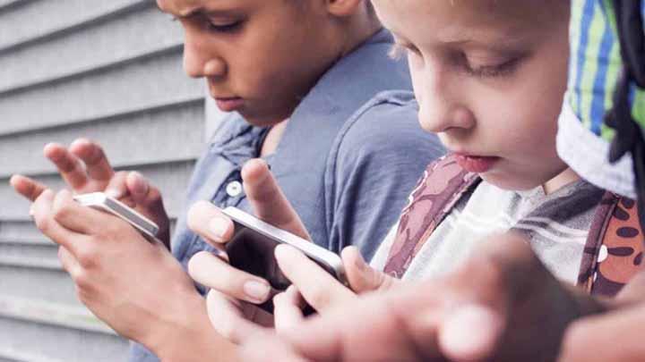 Campagna per uso smartphone