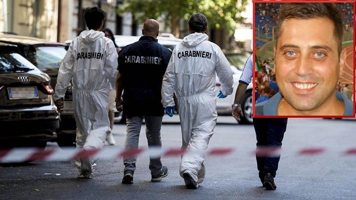 Carabiniere ucciso da americani