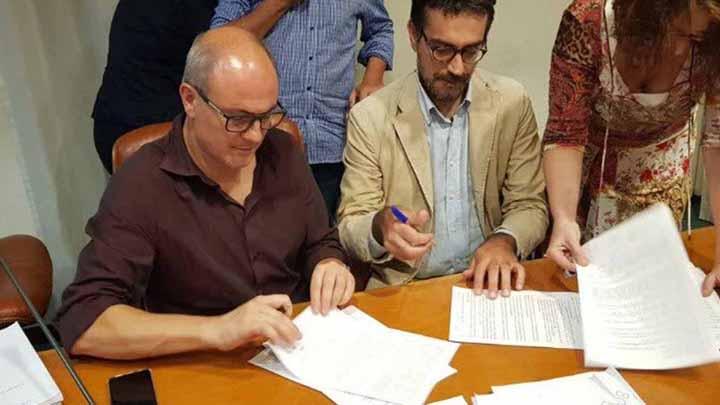 Firmato nuovo contratto medici
