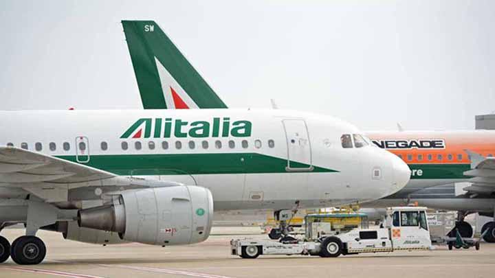 Sciopero dei trasporti aerei