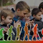 Bambini e tablet, allarme ortopedici per cifosi
