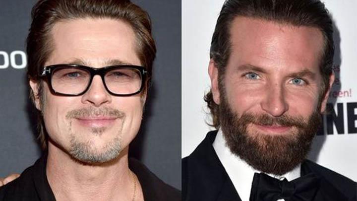 Bradley Cooper e Brad Pitt