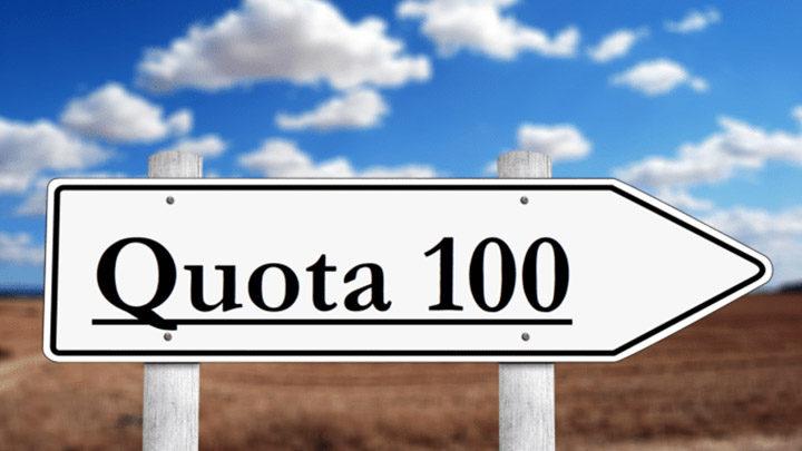 """Pensioni Quota 100 diventa """"indipendente"""""""