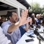 Salvini allude pedofilia al giornalista Lo Muzio di Repubblica