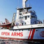 Verificato lo stato di salute dei migranti della Open Arms