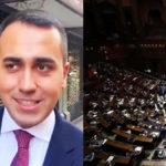Di Maio, taglio dei parlamentari si vota alla Camera