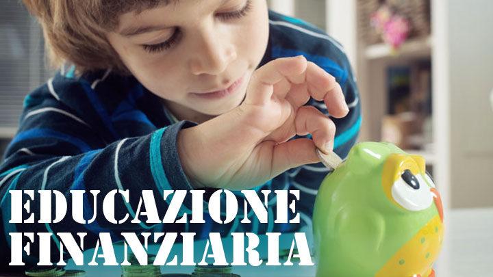 educazione finanziaria in italia per bambini