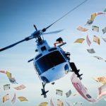 Helicopter Money, Mario Draghi farà piovere soldi nei cc dalla Bce