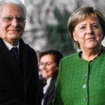 Merkel si arrabbia con Mattarella per Di Maio agli Esteri