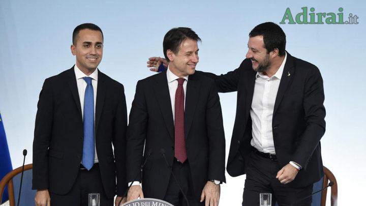 governo italiano ultime notizie di maio conte salvini