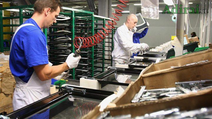 imprese italiane costo del lavoro