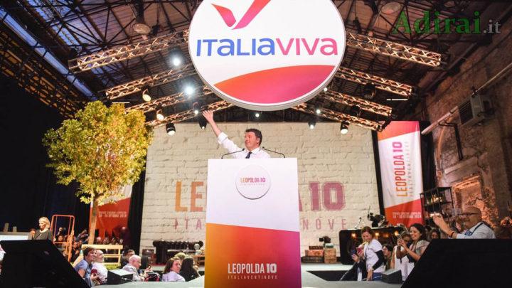 italia viva partito di matteo renzi