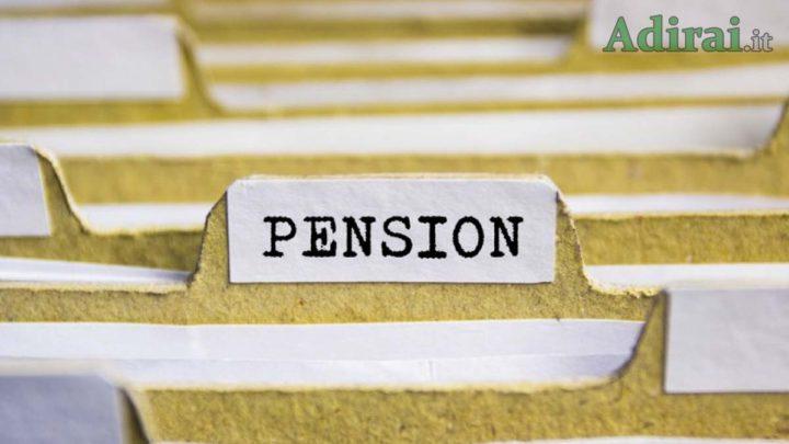 riforma quota 100 pensione