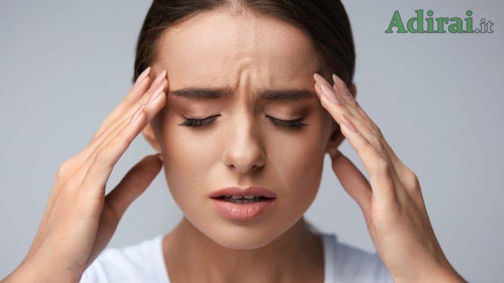 dolore agli occhi mal di testa cause e terapie