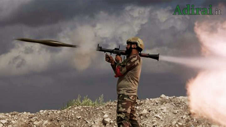 siria turchia donald trump guerra curdi
