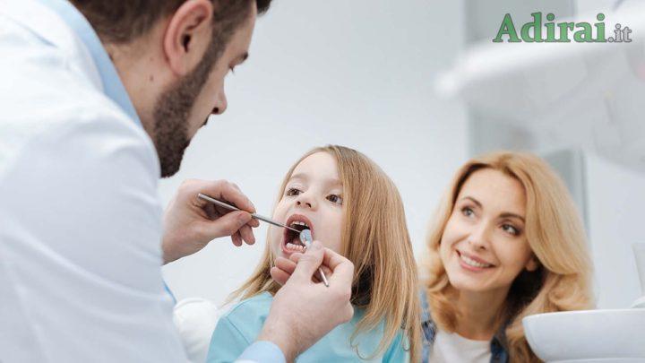 cure dentistiche disoccupati e meno abbienti