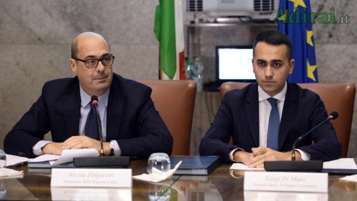 governo italiano giallorosso ultime notizie di maio zingaretti