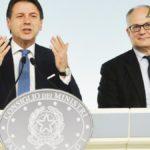 Conte da Mattarella poi la conferenza stampa trovata intesa