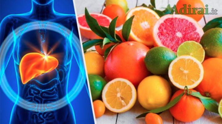 fegato ingrossato sintomi dieta e cosa mangiare