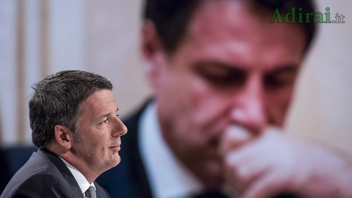 matteo renzi aumentare tasse dispetto italia viva
