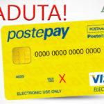 Rinnovo Postepay scaduta - Come fare per rinnovare alle Poste