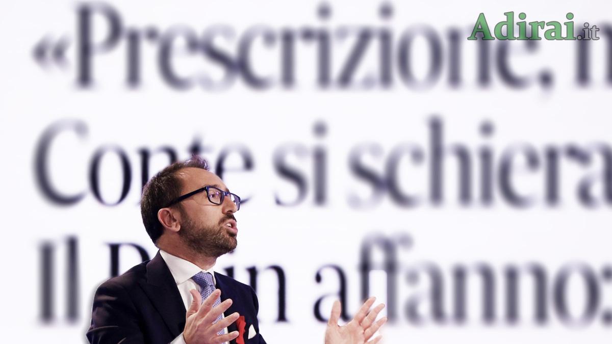 riforma della prescrizione ministro giustizia alfonso bonafede