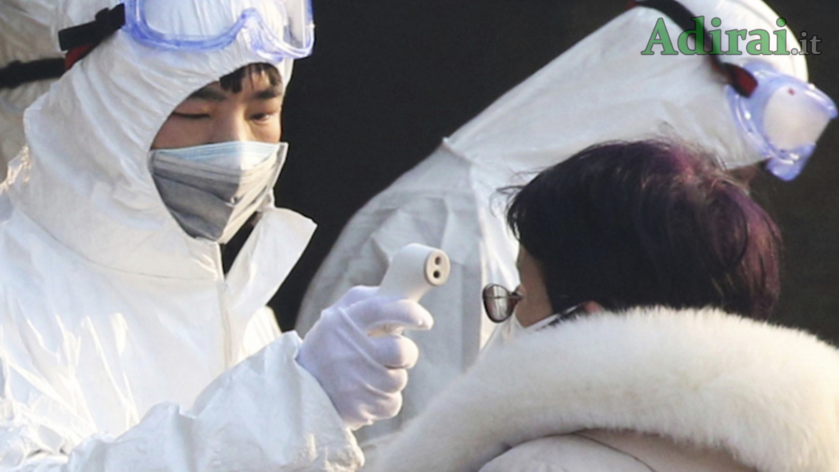 coronavirus sintomi contagio diagnosi