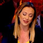 Giorgia Meloni a Fuori dal Coro: Pronta a fare la Premier