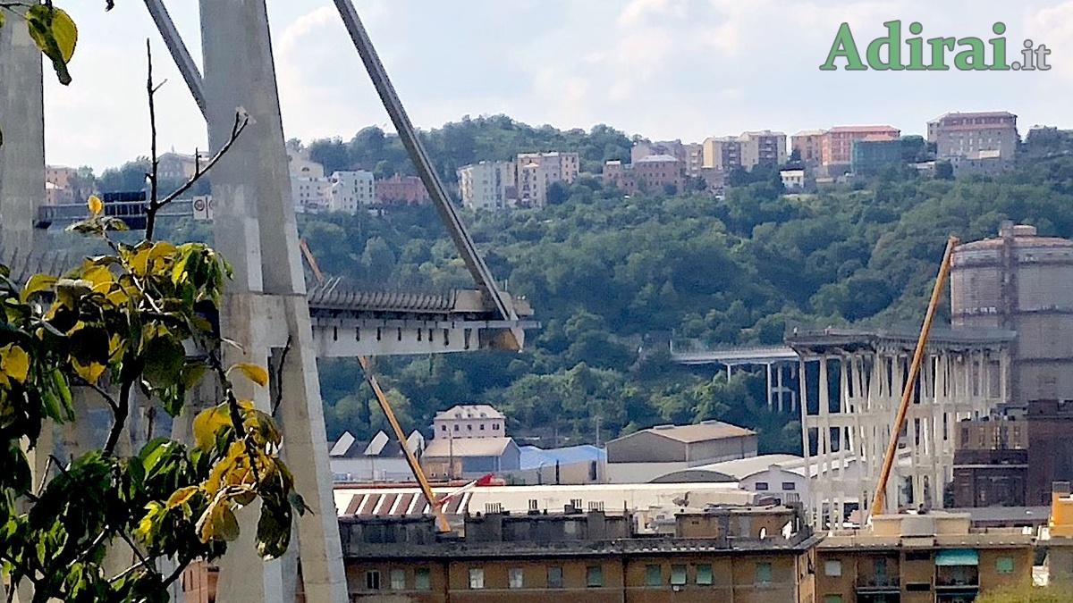 ponte morandi concessione autostrade per italia