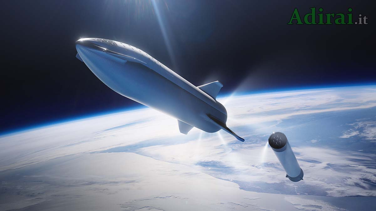 Starship SpaceX Los Angeles