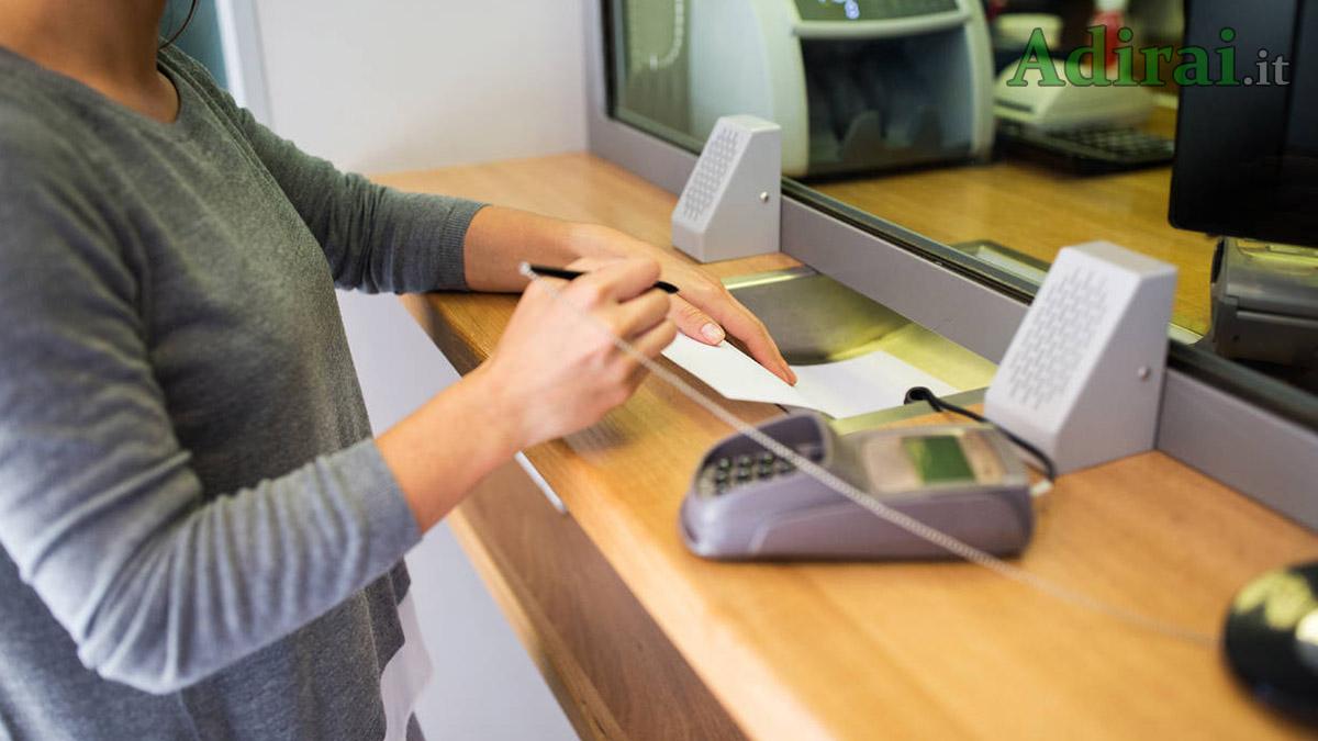 come fare un assegno circolare