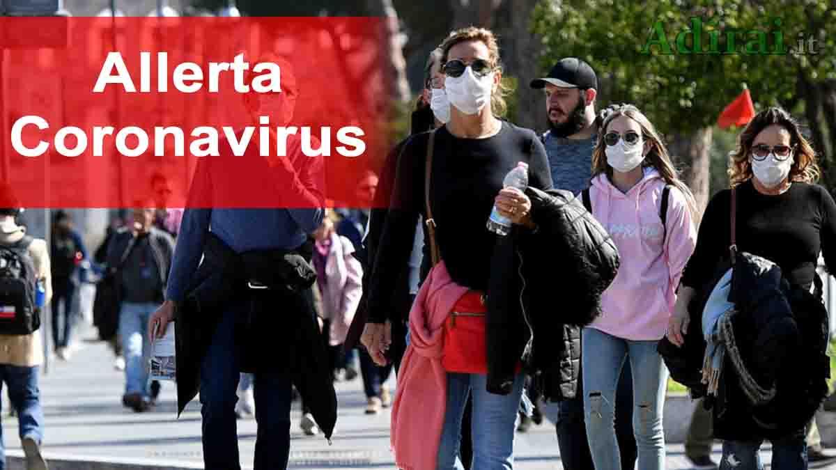 coronavirus italia diretta ora per ora