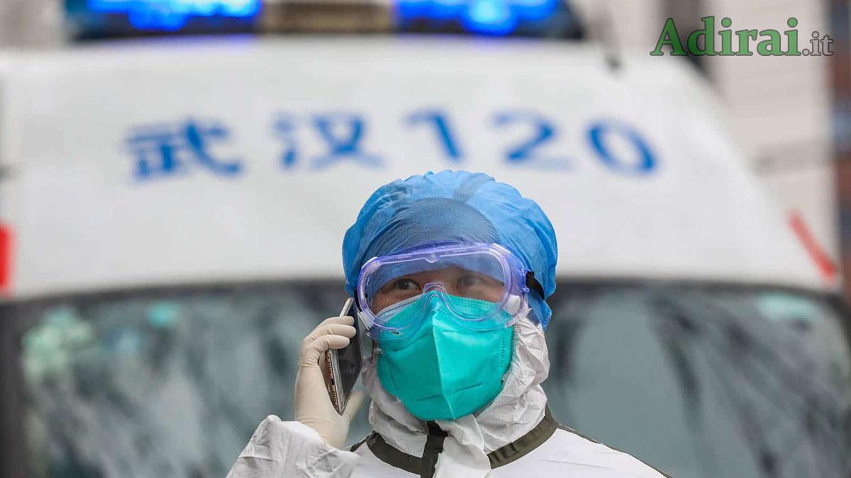 coronavirus quanti morti oggi