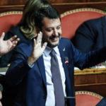Caso Gregoretti, Salvini a processo, il Sì del Senato