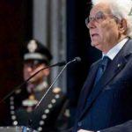 Mattarella: Basta paure immotivate per il Coronavirus in Italia