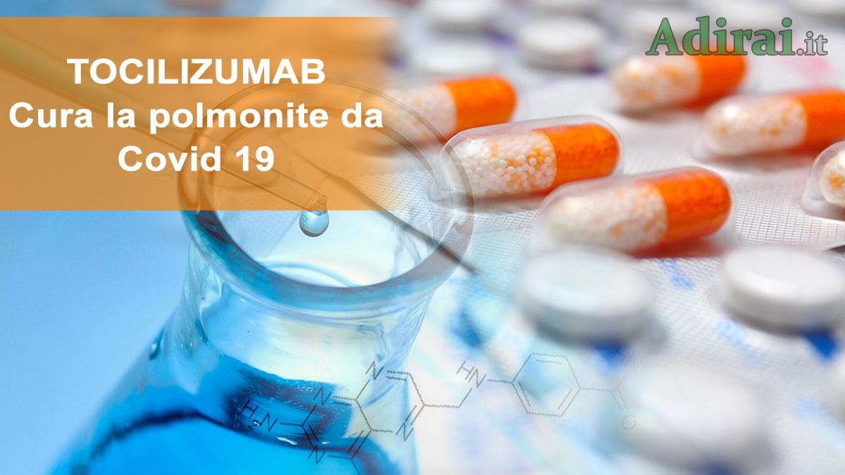coronavirus tocilizumab cura la polmonite da covid 19