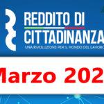 Reddito di cittadinanza Marzo 2020 data pagamento RdC