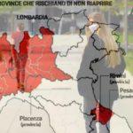 Riapertura Regioni in Italia con Condizioni e Rischi Coronavirus