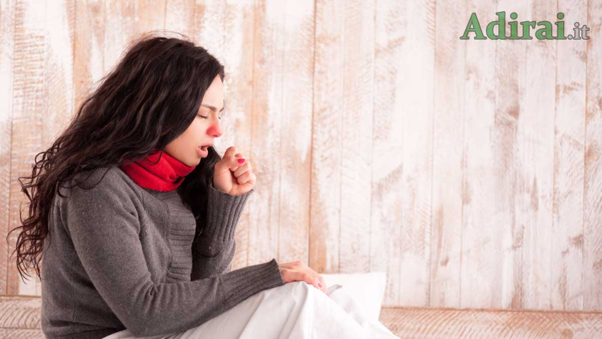 tosse secca persistente