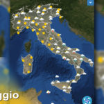 METEO 30 maggio DOMANI - Previsioni del tempo, venti e mari