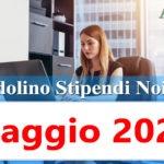 NoiPa cedolino Maggio 2020 data accredito stipendi PA