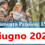 Pensioni giugno 2020 - Calendario accredito Pagamento Inps