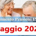 Pensioni maggio 2020 - Calendario accredito Pagamento Inps