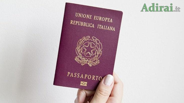passaporto italiano sanitario sardegna costo come farlo