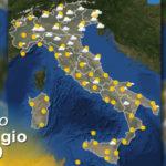 Meteo oggi 28 maggio, previsioni affidabili da Meteo Aeronautica
