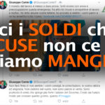 Primo maggio, Conte: Scuse agli italiani ma li lascia al verde
