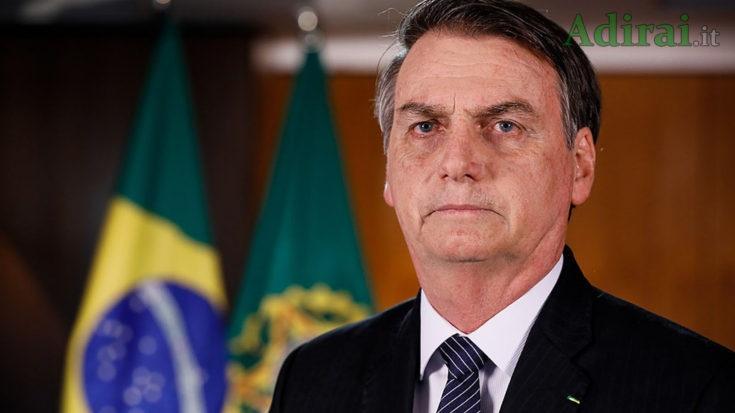 coronavirus in brasile jair bolsonaro