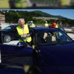 Nuovo Ponte di Genova, la prima auto civile lo attraversa