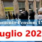 Pensioni luglio 2020 e quattordicesima - Calendario accredito Pagamento Inps